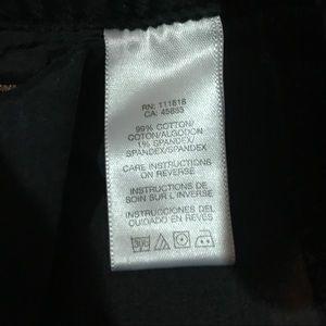 Michael Kors Pants - Michale Kors Black Corduroy Pants, Size 4